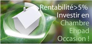 Investir dans un Ehpad ou une maison de retraite, défiscalisation en LMP ou LMNP ou loi Scellier