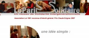 Interview tendance colocation : « Leparisolidaire »