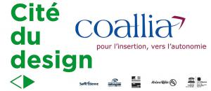 Collaboration entre l'association Coallia et la Cité du Design