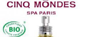 Spa Cinq Mondes Paris