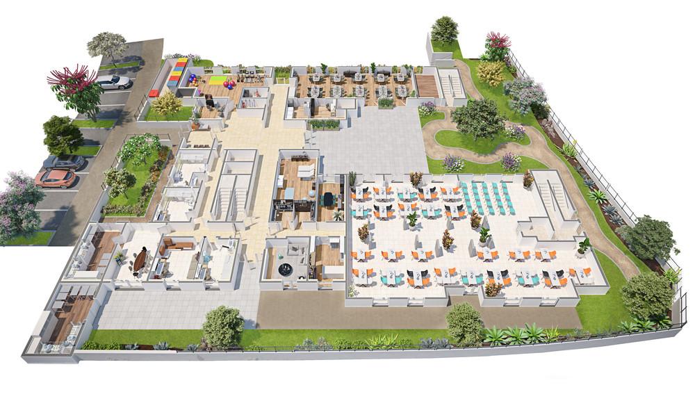 Investir Dans Une Chambre D Ehpad Neuve A Montpellier Fabregues Vefa Clinipole 34690 Fabregues