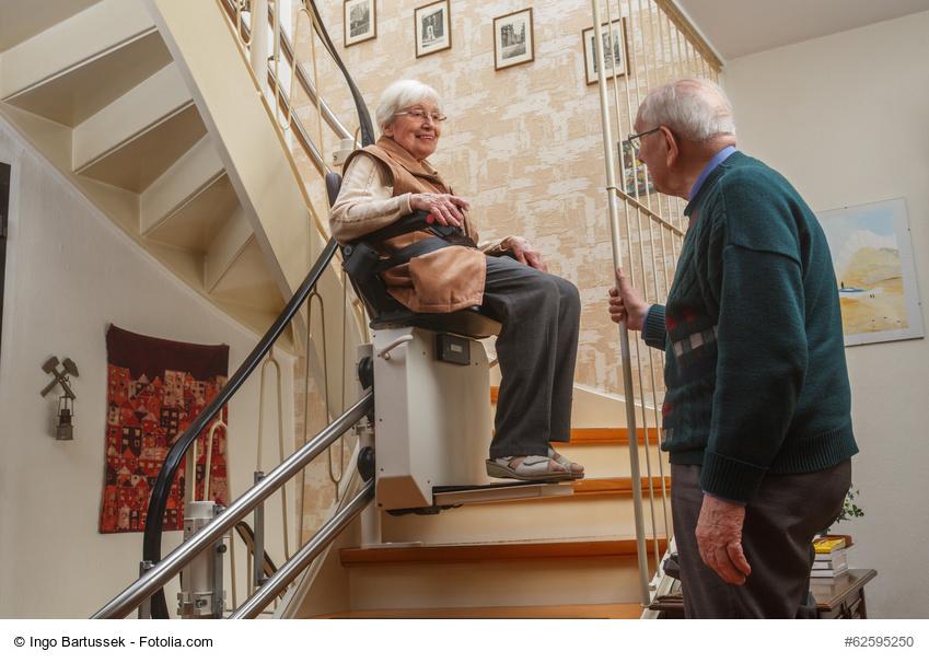 Adaptation du logement des seniors quelles sont les freins psychologiques l 39 am nagement du for Caisse nationale de logement
