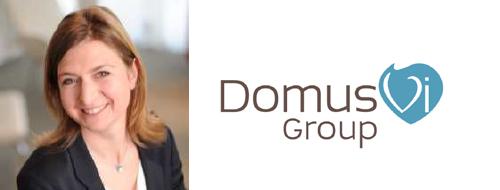 Guide des maisons de retraite avec Capgeris, portail d'information pour les  personnes agées : Anne DERÉGNAUCOURT et Matthieu HAUW rejoignent le Groupe DomusVi