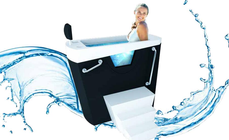 bien etre et beaute des seniors connaissez vous l 39 aquabiking. Black Bedroom Furniture Sets. Home Design Ideas