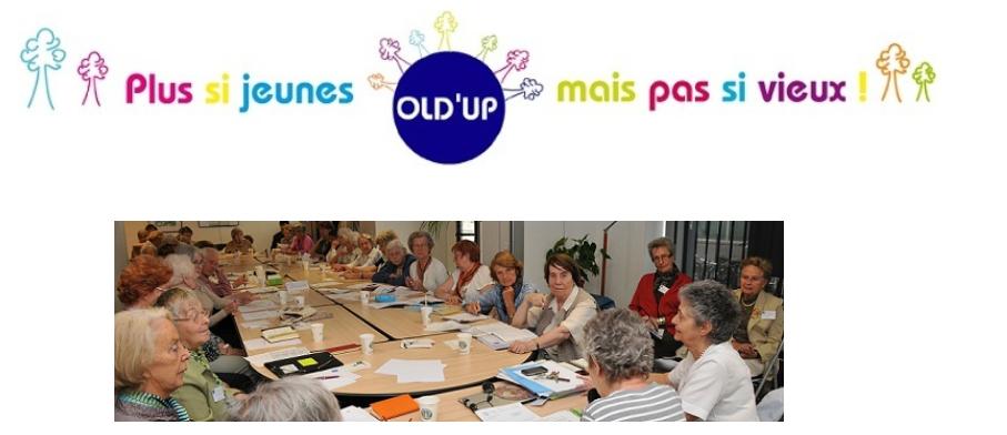 Interview de Mme Marie-France de CHABANEIX de l'Association OLD'UP