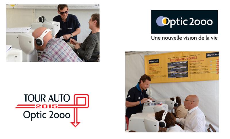 Tester sa vue et son audition avec Optic 2ooo et AUDIO 2000 ?