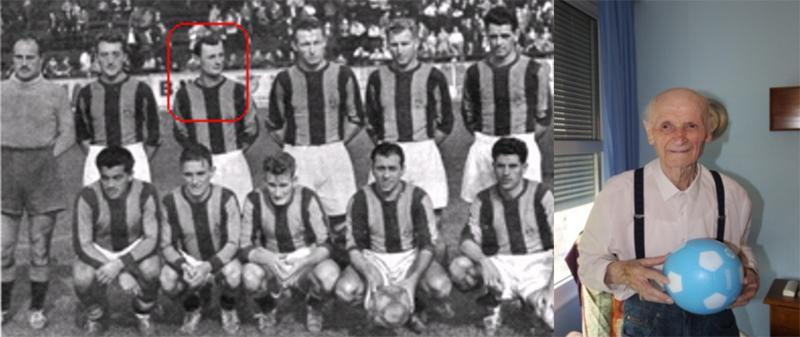 Interview d'Aurelio, un footballeur professionnel aux Erables