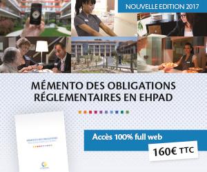 Guide des maisons de retraite avec Capgeris, portail d'information pour les  personnes agées : Directeur d'EHPAD, avez-vous l'indispensable Memento des obligations spécifiques aux EHPAD?