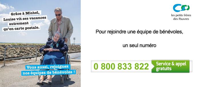 Vacances pour les personnes âgées isolées : Devenez accompagnateur bénévole