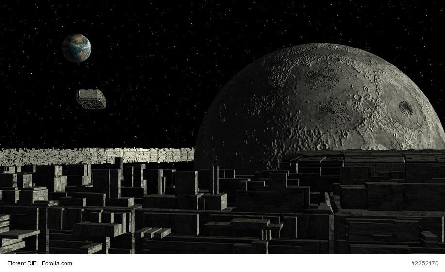 Insolite : Envoyer ses cendres sur la lune, devenir poussière d'étoile?