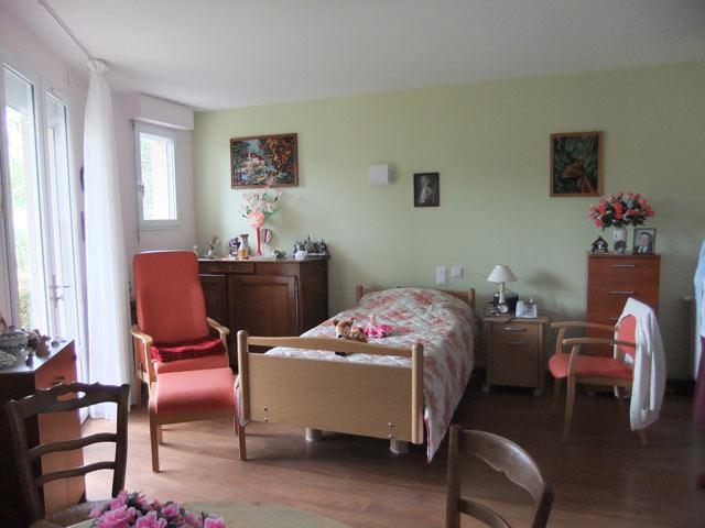 maisons de retraite r sidence la nougeraie usson du poitou 86350. Black Bedroom Furniture Sets. Home Design Ideas