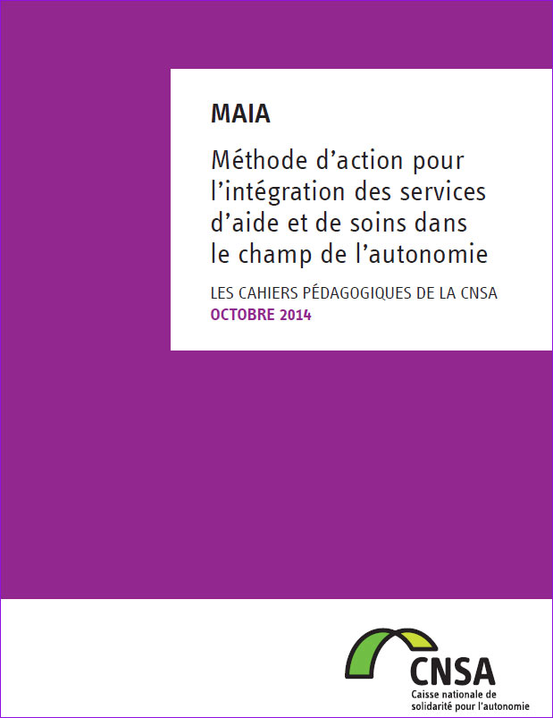 Guide des maisons de retraite maia m thode d 39 action for Aide pour maison de retraite