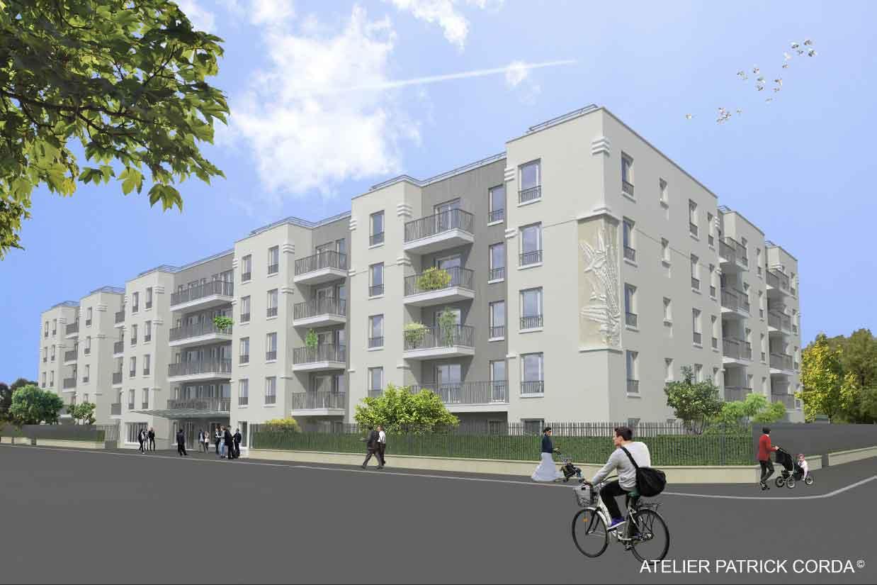 Eiffage Immobilier se lance dans les résidences intérgénérationnelles avec le concept Cocoon' Ages®