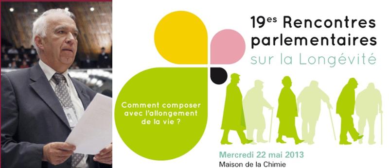 Enjeux du vieillissement : Interview de Monsieur Denis JACQUAT