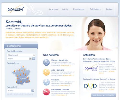 Domus VI : Nouveau SSIAD à Poissy