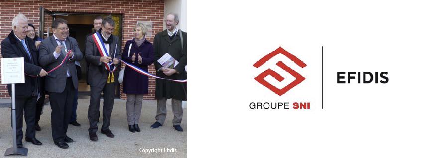 Une nouvelle résidence Intergénérationnelle à Fontenay-le-Vicomte