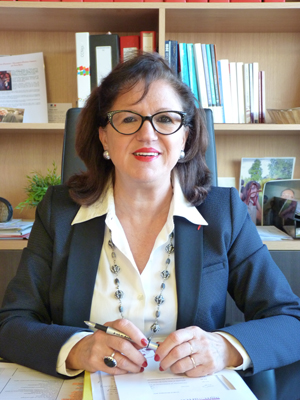 Interview de Mme Evelyne GAUSSENS, Directrice Générale de l'Hôpital Privé Gériatrique Les Magnolias - HPGM