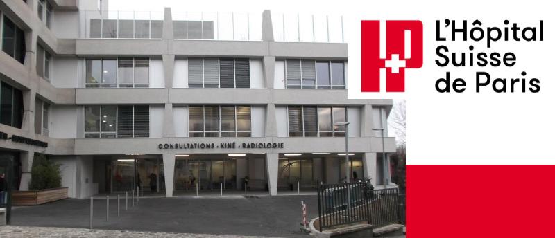 L\'Hôpital Suisse de Paris s\'agrandit et innove