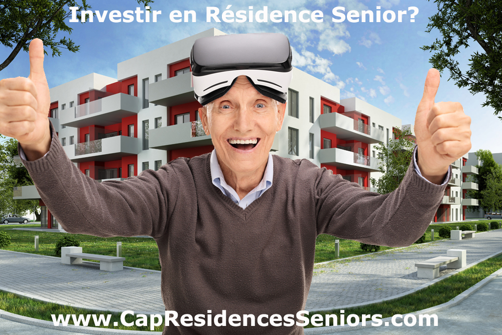 Résidences services seniors : des avantages fiscaux substantiels