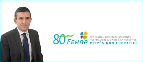 Julien MOREAU rejoint la FEHAP