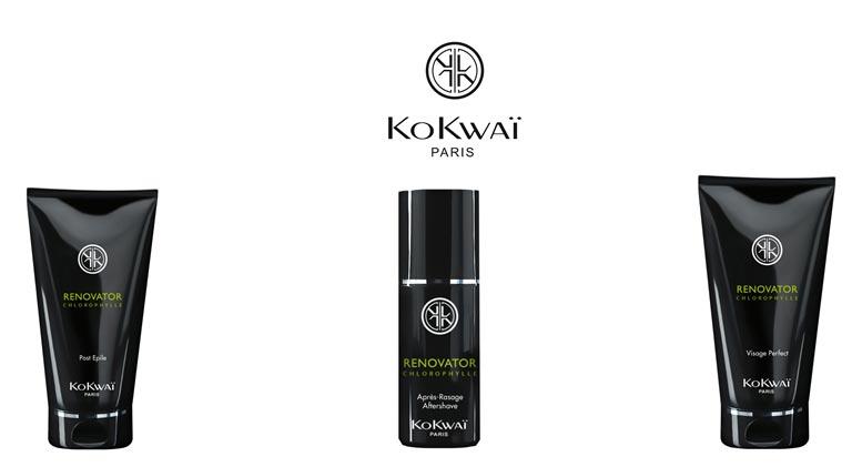 Kokwai, la marque de cosmétiques bio et naturelles pour homme