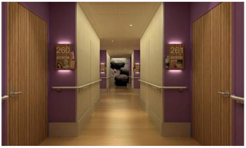 Guide des maisons de retraite maison de retraite for Salle de bain maison de retraite