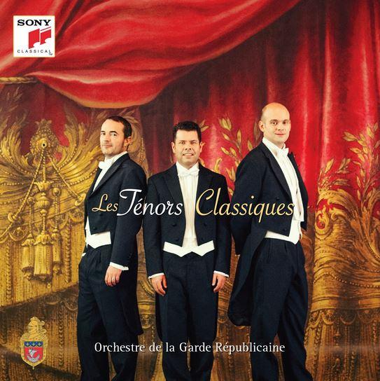 Les Ténors Classiques et l'Orchestre de la Garde Républicaine