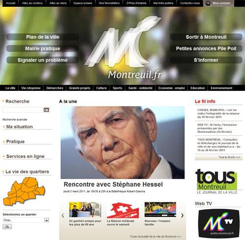 Era Mairie De Montreuil Montreuil: Guide Des Maisons De Retraite : La Ville De Montreuil