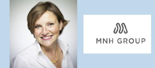 Nathalie Lundqvist Directrice générale adjointe Développement & International de MNH GROUP