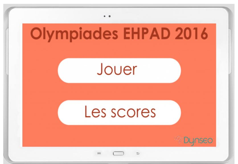 L'application « Olympiades Culturelles 2016«