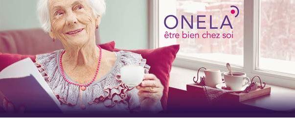 Guide des maisons de retraite avec Capgeris, portail d'information pour les  personnes agées : Colisée relance la marque ONELA et se positionne à nouveau dans le maintien à domicile