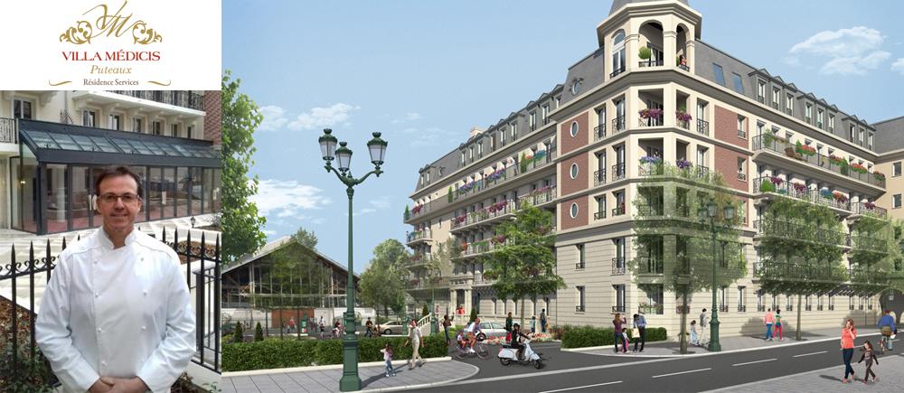 Restauration En Residence Avec Services Pour Senior Des Etoiles