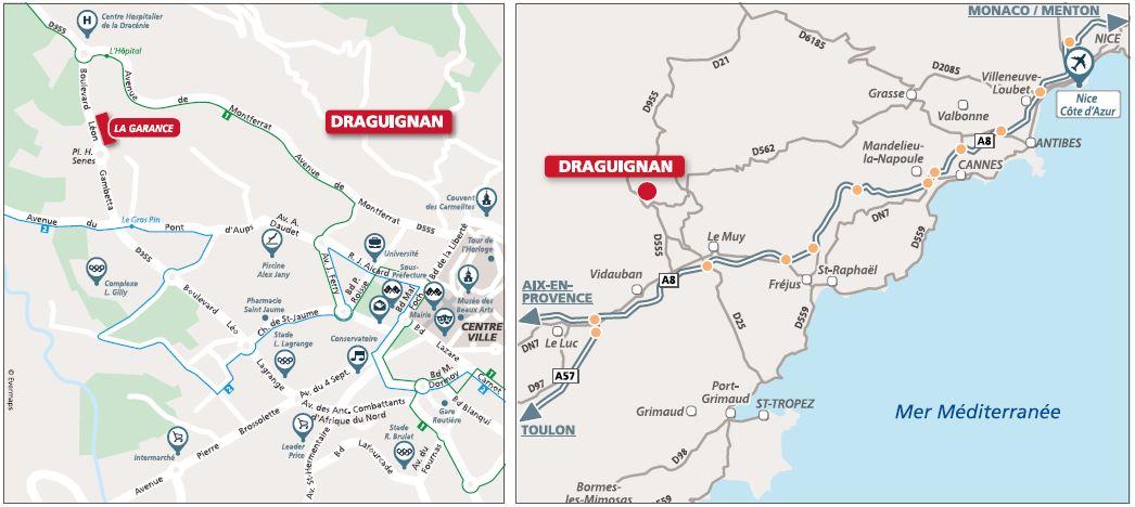 Draguignan Dans Le Var  Investir Dans Un T En Rsidence Services