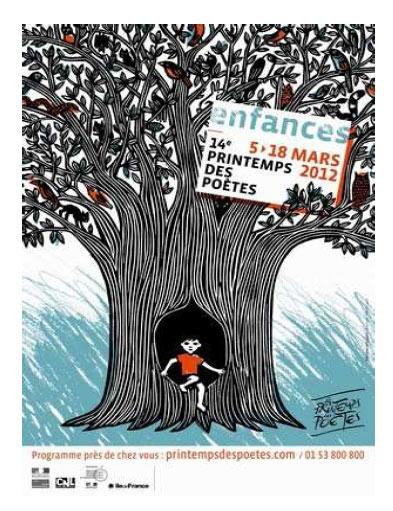 MEDICA célèbre le Printemps des Poètes du 5 au 18 mars 2012