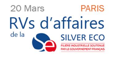 Les Rendez-vous d'affaires de la Silver Economie : premier thème - « Hébergements collectifs et solutions innovantes  »