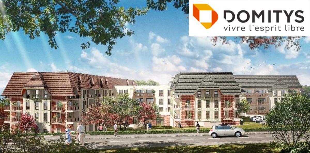 Dives sur Mer : Une nouvelle résidence avec services pour seniors vendue en bloc par Domitys