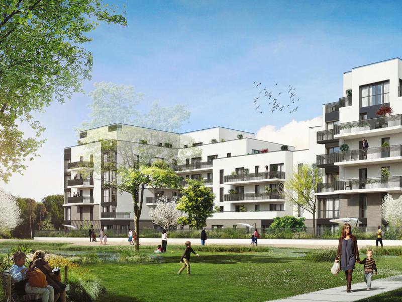 Noisy-le-Grand: lancement de la commercialisation d'un projet de résidence senior