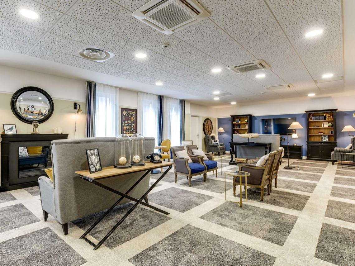 OVELIA a inauguré sa nouvelle résidence senior Le Patio Vaillant de Bordeaux #RésidenceSenior @OveliaResidence @vinciimmobilier ?