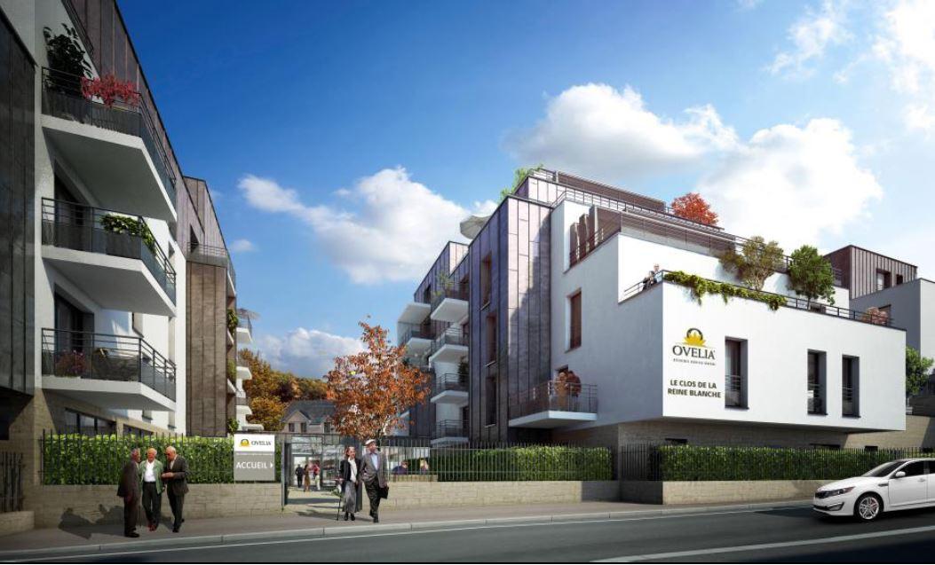 Vinci Immobilier réalise une seconde vente en bloc d'une résidence seniors OVELIA