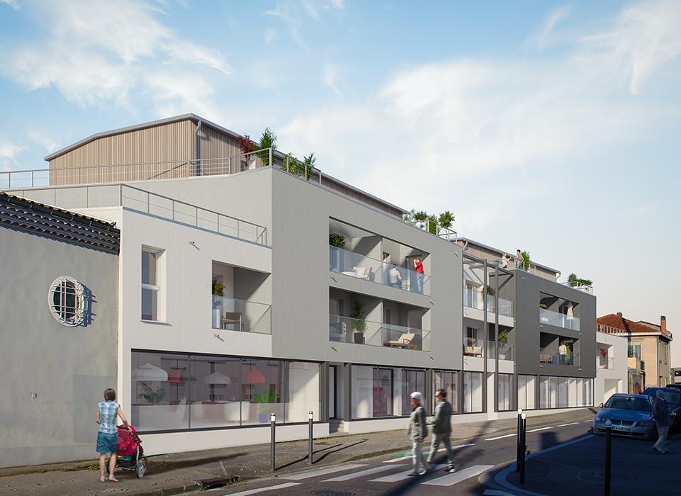Investir bordeaux merignac dans une r sidence senior appartement t2 - Investir maison de retraite ...