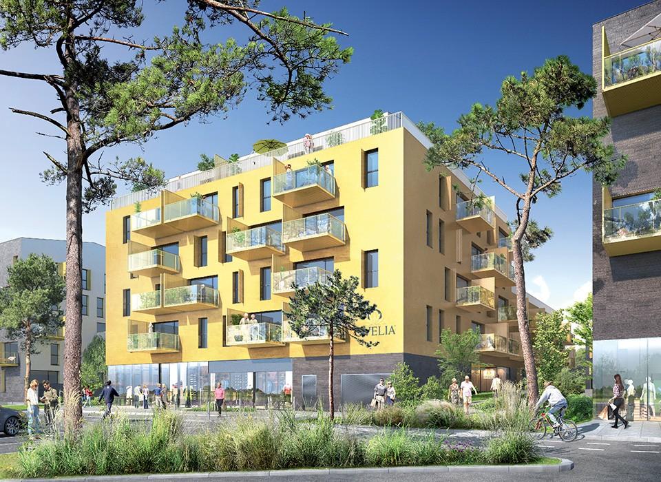 Investir rennes chantepie dans une r sidence senior appartement t3 - Investir maison de retraite ...