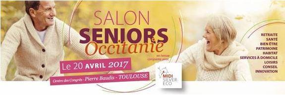 Salon seniors occitanie toulouse j 30 for Salon formation toulouse