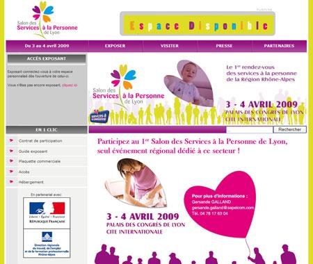 Pour la première fois à Lyon, un salon dédié aux services à la personne