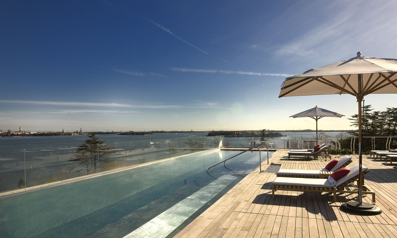 Ouverture d'un SPA de rêve au JW MARRIOTT VENICE RESORT & SPA