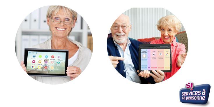 Beliebt Bons plans seniors : Cadeau Senior : Offrez une tablette avec des  AN01