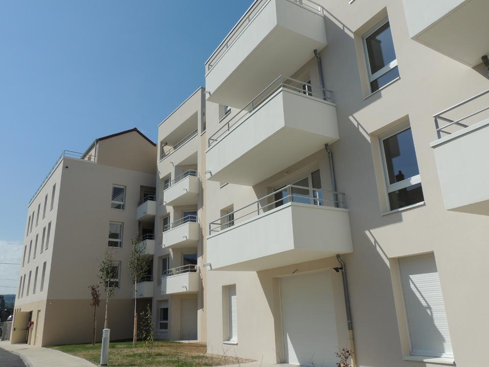 Habitat et logement personnes du 3eme age et seniors : Plurial Novilia inaugure 52 logements sociaux à Château-Thierry