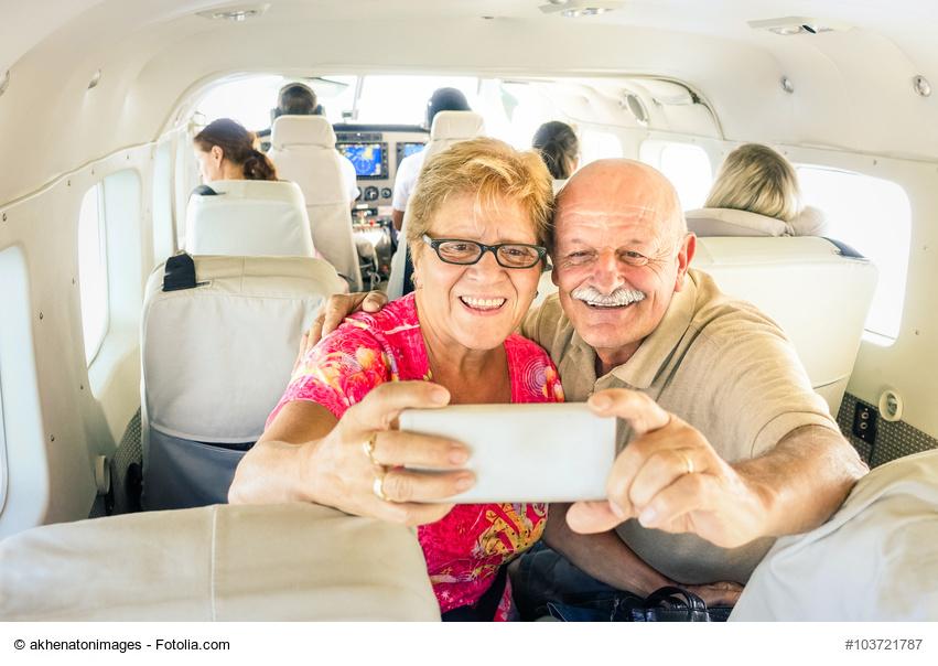 Quelles sont les destinations préférées des seniors ?