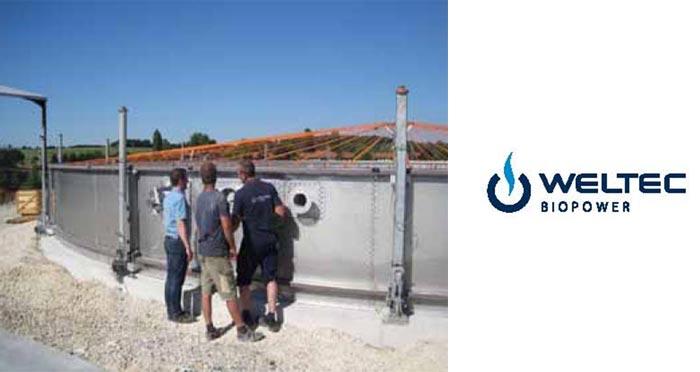 Un système de biométhanisation qui produit de l'énergie pour un hôpital