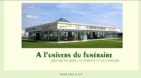 A l'Univers du Funéraire