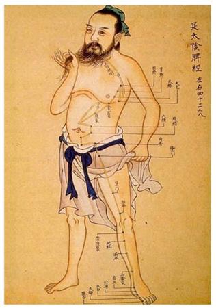 Les médecines parallèles : l'art de l'Acupuncture (médecine chinoise)